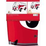 stickers muraux rouge TOP 4 image 2 produit