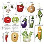 stickers muraux salle à manger TOP 5 image 4 produit