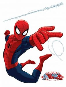 stickers muraux spiderman TOP 1 image 0 produit