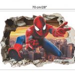 stickers muraux spiderman TOP 11 image 1 produit