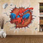 stickers muraux spiderman TOP 12 image 1 produit