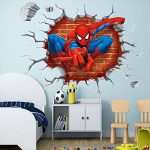 stickers muraux spiderman TOP 12 image 2 produit