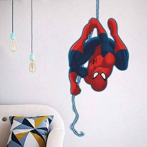 stickers muraux spiderman TOP 14 image 0 produit