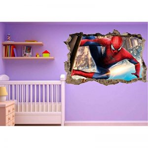 stickers muraux spiderman TOP 5 image 0 produit