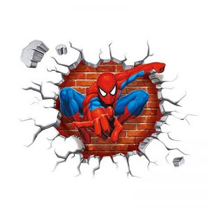stickers muraux spiderman TOP 6 image 0 produit