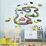 stickers muraux voiture TOP 1 image 1 produit