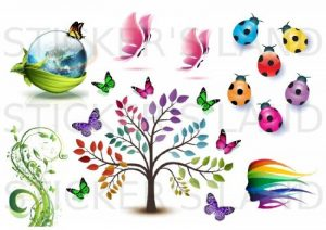 stickers nature TOP 0 image 0 produit