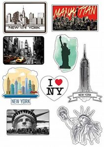 stickers new york TOP 10 image 0 produit