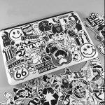 stickers noir et blanc TOP 10 image 4 produit