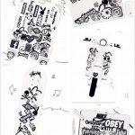 stickers noir et blanc TOP 12 image 4 produit