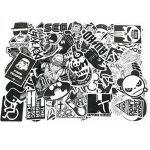stickers noir et blanc TOP 5 image 2 produit