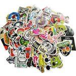 stickers noir et blanc TOP 7 image 2 produit