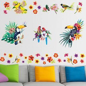 stickers oiseaux TOP 13 image 0 produit