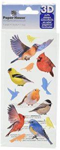 stickers oiseaux TOP 2 image 0 produit