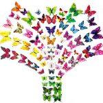 stickers papillon TOP 11 image 2 produit