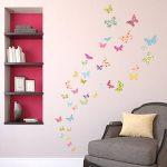 stickers papillon TOP 4 image 3 produit