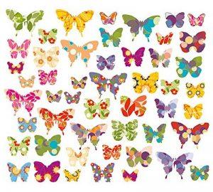 stickers papillon TOP 5 image 0 produit