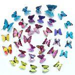 stickers papillon TOP 9 image 1 produit