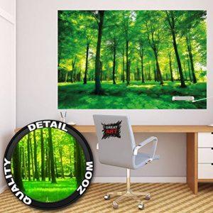 stickers paysage TOP 2 image 0 produit
