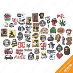 stickers perso TOP 10 image 1 produit