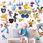 Stickers pour chambre d'enfant Pokémon Go de la marque Narret83 image 3 produit