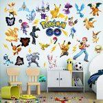Stickers pour chambre d'enfant Pokémon Go de la marque Narret83 image 4 produit