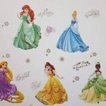 stickers princesse TOP 11 image 3 produit