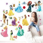 stickers princesse TOP 12 image 2 produit