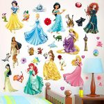 stickers princesse TOP 12 image 3 produit