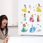 stickers princesse TOP 14 image 1 produit