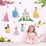 stickers princesse TOP 3 image 1 produit
