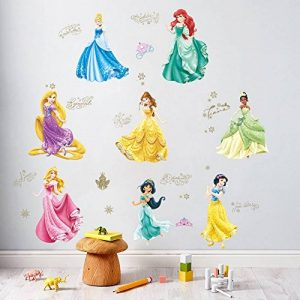 stickers princesse TOP 8 image 0 produit