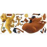 Stickers repositionnables Le roi lion Disney multiéléments de la marque Thedecofactory image 2 produit