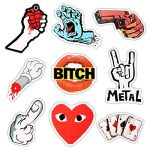 stickers rock TOP 9 image 4 produit