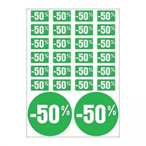 stickers soldes TOP 1 image 0 produit