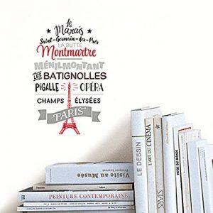 Stickers Tansfert Messages Paris Montmartre Nouvelles Images de la marque NOUVELLES-IMAGES image 0 produit