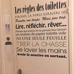 Stickers toilettes ; choisir les meilleurs produits TOP 14 image 4 produit