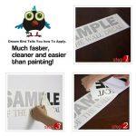 Stickers tête de lit : les meilleurs produits TOP 0 image 4 produit