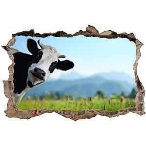 stickers vache TOP 10 image 0 produit