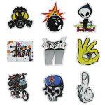 stickers vinyle TOP 4 image 4 produit
