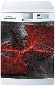Stickersnews - Sticker lave vaisselle Design 60x60cm réf 5538 de la marque N/D image 0 produit