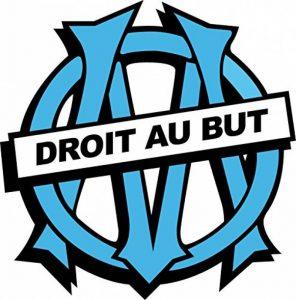 Stickersnews - Stickers foot OM Olympique de Marseille Dimensions - 40x40cm de la marque N/D image 0 produit