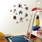 The Avengers Personnalisé 3D Cartoon stickers muraux pour les chambres garçons et filles sticker mural Taille: Grand 76 cm X 72 cm de la marque Interpaw image 3 produit