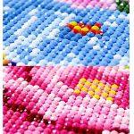 TianMai Hot Nouveaux DIY 5d Diamant Peinture kit Foret Complet Diamant Broderie Peinture Collez-Le Peinture par numéro Kits Point de Craft Kit Home Decor Sticker Mural - Dragon, 30x50cm de la marque TianMai image 3 produit