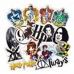 ⭐️ Top Stickers ! ⭐️ Lot de 30 Stickers Harry Potter - Autocollant Top Qualité Non Vulgaires – Fun, Bomb - Customisation ordinateur portable, bagages, vélo, skateboard, trotinettes (#30-HARRY) de la marque SetProducts image 2 produit
