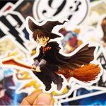 ⭐️ Top Stickers ! ⭐️ Lot de 30 Stickers Harry Potter - Autocollant Top Qualité Non Vulgaires – Fun, Bomb - Customisation ordinateur portable, bagages, vélo, skateboard, trotinettes (#30-HARRY) de la marque SetProducts image 4 produit