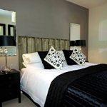 Tête de lit Adhésive PLANCHES DE BOIS Autocollant, Polyester, Marron, 160 x 0.1 x 60 cm de la marque plage image 4 produit