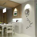 ufengke® 12 Pcs 3D Papillons Stickers Muraux Design de Mode Bricolage Papillon Art Autocollants Artisanat Décoration de La Maison, Blanc de la marque ufengke-décor image 1 produit