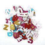 ULTNICE Autocollants en mousse de paillettes Lettres autocollantes Autocollant décoratif pour DIY Craft Wall Home Decor Paquet de 150 de la marque ULTNICE image 1 produit