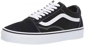 Vans Old Skool Classic Suede/Canvas, Baskets Basses Mixte Adulte de la marque Vans image 0 produit